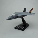 Lockheed Martin F-35B Lightning II Model Airplane with Detailed Interior