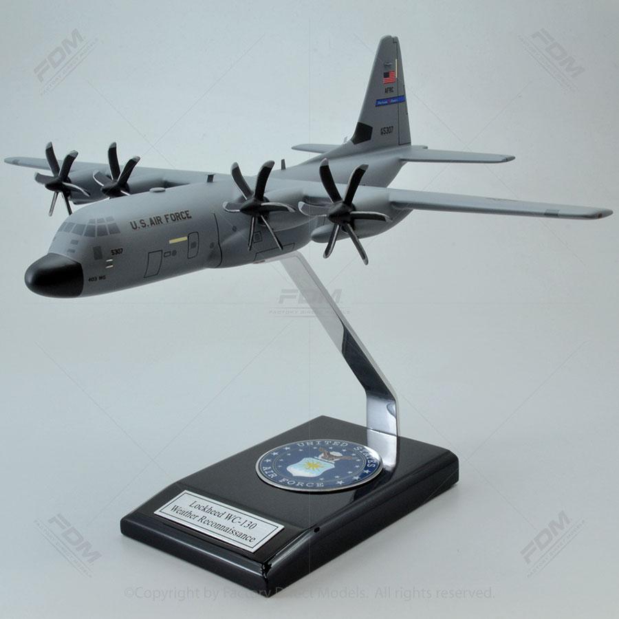 Lockheed WC-130J Weatherbird Model