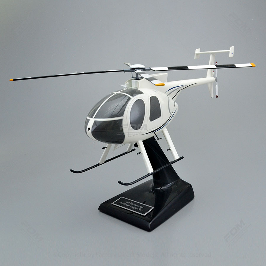 MD Helicopters MD 500E Model Helicopter