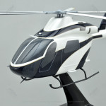 MD Helicopters MD 900 Explorer Model Helicopter
