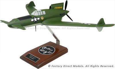 Curtiss Wright XP-55 Ascender Model
