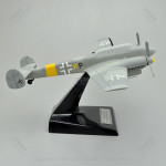 Messerschmitt Bf 110 G-2 Fighter-Bomber Scale Model Airplane