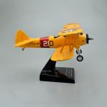 Boeing Stearman PT-13 Biplane US Navy Model