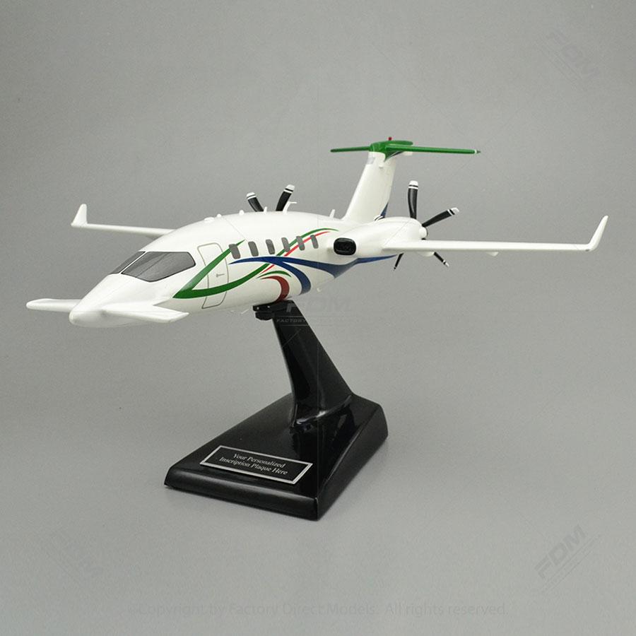 Piaggio P180 Avanti Model Airplane