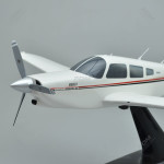 Piper PA-28R-201T Turbo Arrow III Model Airplane