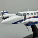 Piper PA-42-720 Cheyenne IIIA  Model Airplane