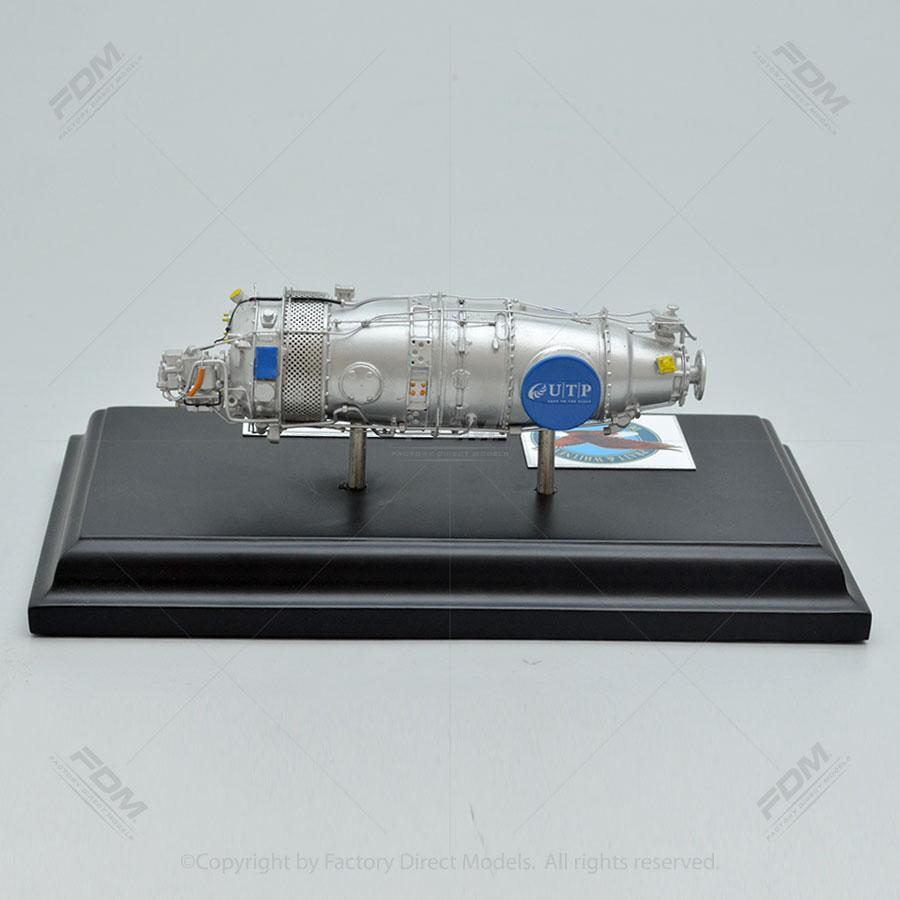 Pratt & Whitney Canada PT-6 Custom Model   Factory Direct Models