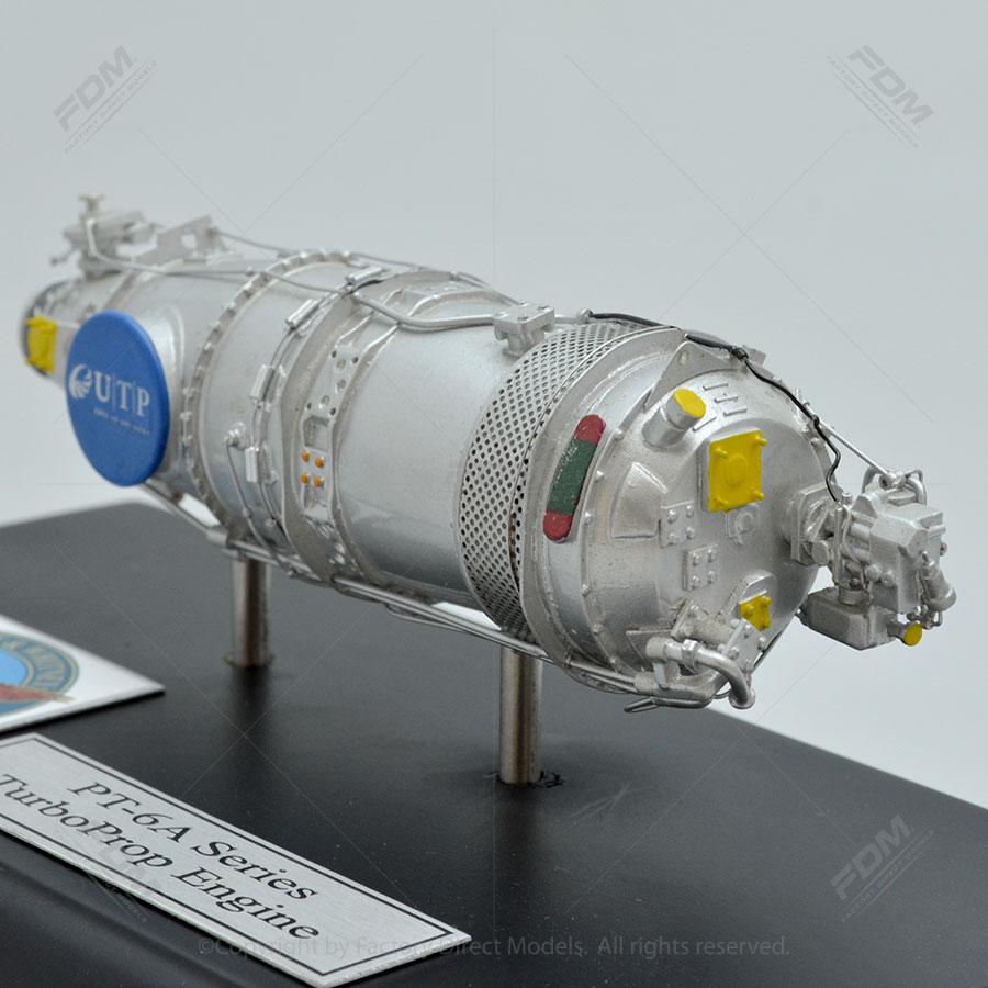 Pratt & Whitney Canada PT-6 Custom Model | Factory Direct Models