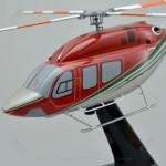 Bell 429 GlobalRanger Scale Model Helicopter