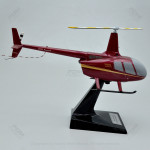 Robinson R66 Scale Scale Model Helicopter