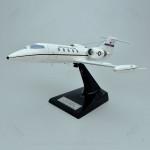 Bombardier Lear C-21A AMC Scale Model Aircraft