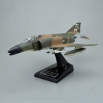 McDonnell Douglas F-4C Phantom II Robin Olds Model Airplane with Detailed Interior