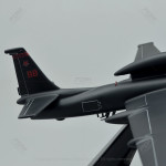 Lockheed U-2S Dragon Lady Scale Model Military Aircraft