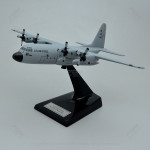 Lockheed C-130H Hercules Scale Model Aircraft