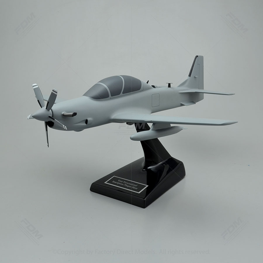 Embraer EMB-314 Super Tucano Model Airplane