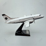 Saab SF340A Airliner Scale Model Airplane with Detailed Interior