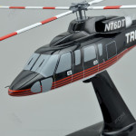 Sikorsky S-76B Donald Trump's Scale Model Helicopter
