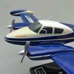 Cessna 310D Sky King Songbird III Model Airplane