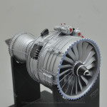 Trent 1000 Engine Model