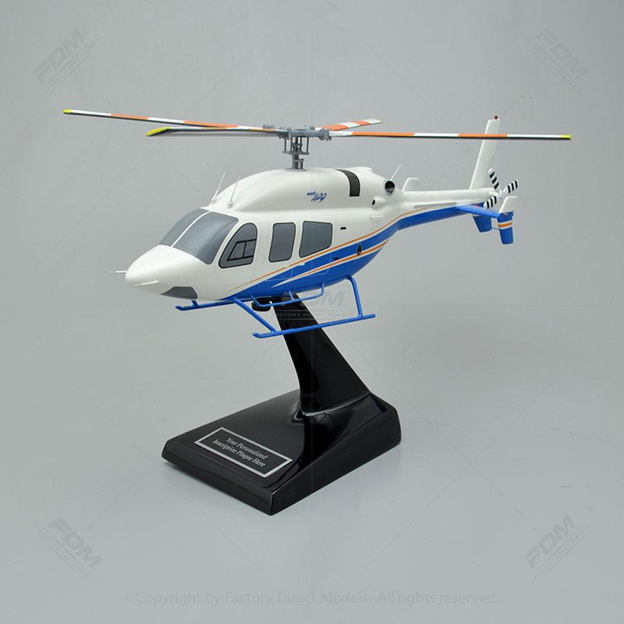 Bell 429 GlobalRanger Model Helicopter