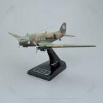 Douglas AC-47 Spooky Model Airplane
