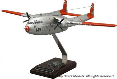 Fairchild C-119 Flying Boxcar Scale Model