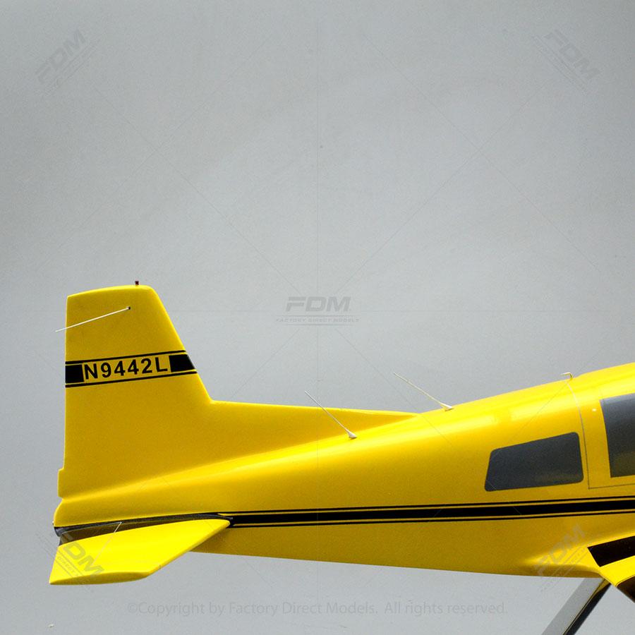 Grumman American AA-1B Trainer Model   Factory Direct Models