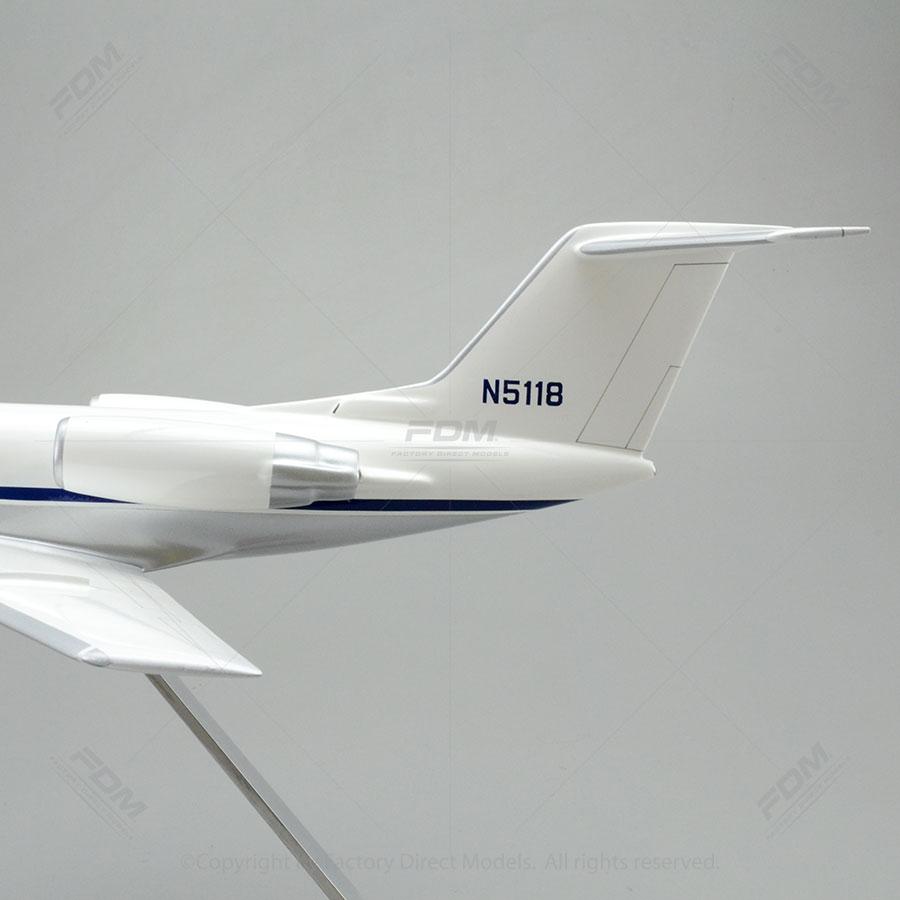 Grumman Gulfstream II Custom Model Airplanes | Factory Direct Models