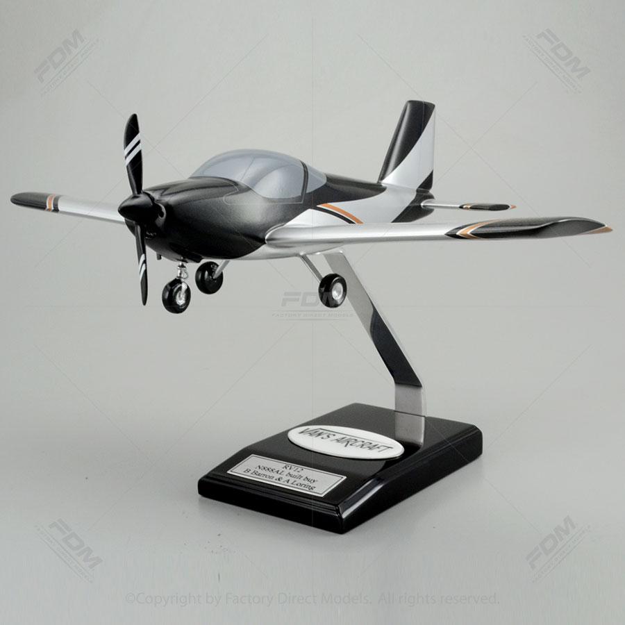 Vans Aircraft Rv 12 Model Factory Direct Models