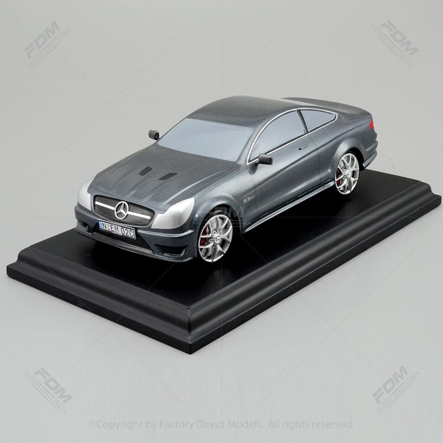 Mercedes benz c63 amg 2 door coupe model for Mercedes benz door