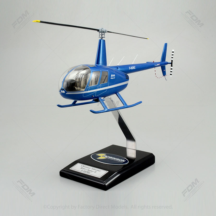 Robinson R44 Model Aircraft | Factory Direct Models