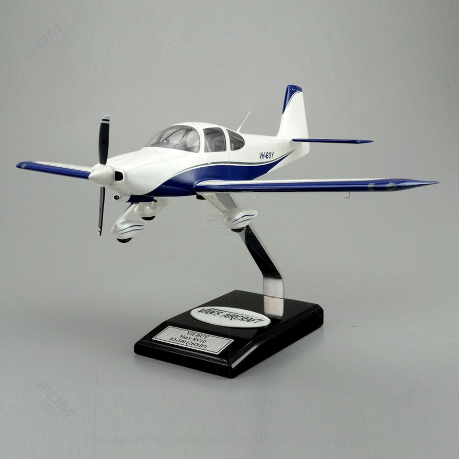 Van's Aircraft RV-10 Custom Model Airplanes | Factory Direct