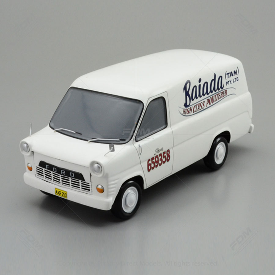 14 Ford Transit Custom L1 270 Swb: 1974 Ford Transit Van Baiada Model