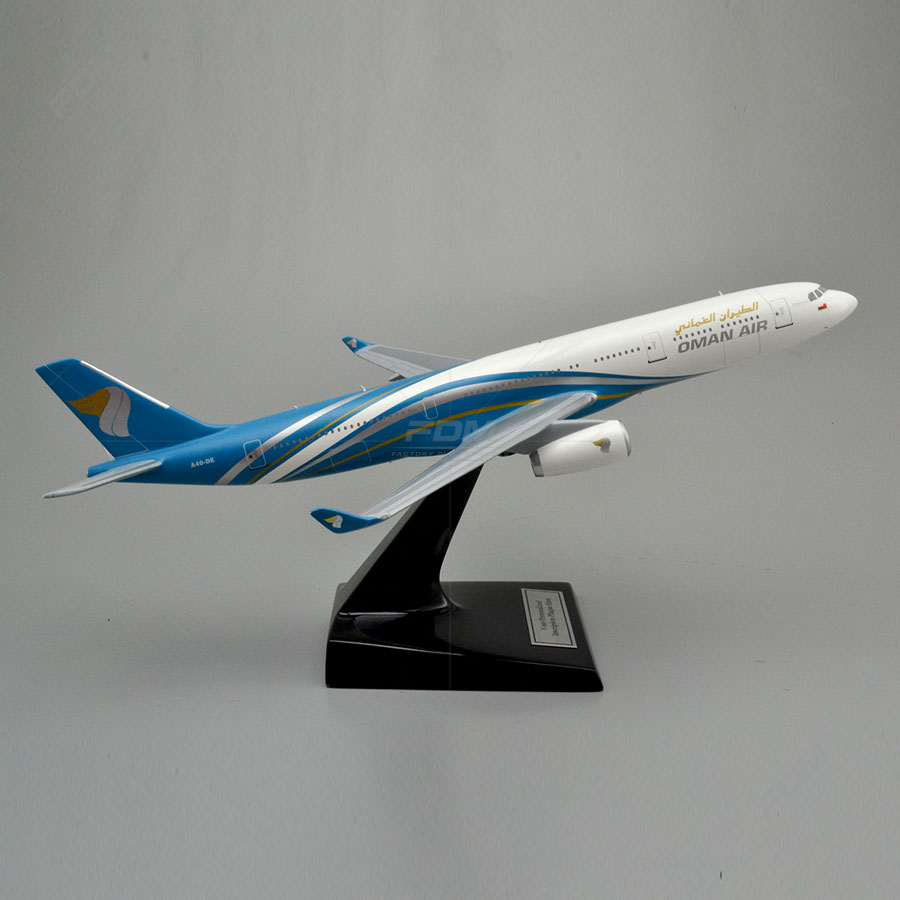Airbus A330 300 Oman Air Model Factory Direct Models