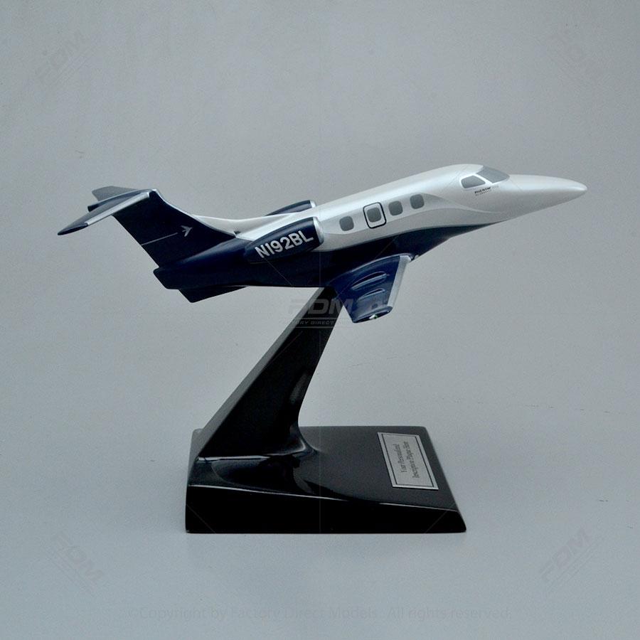 embraer phenom 100 custom scale model