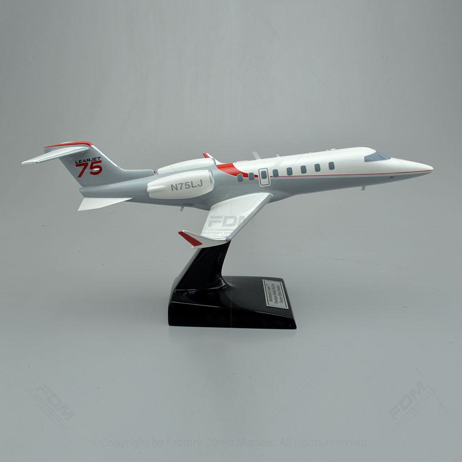 Bombardier Learjet 75 Model Factory Direct Models