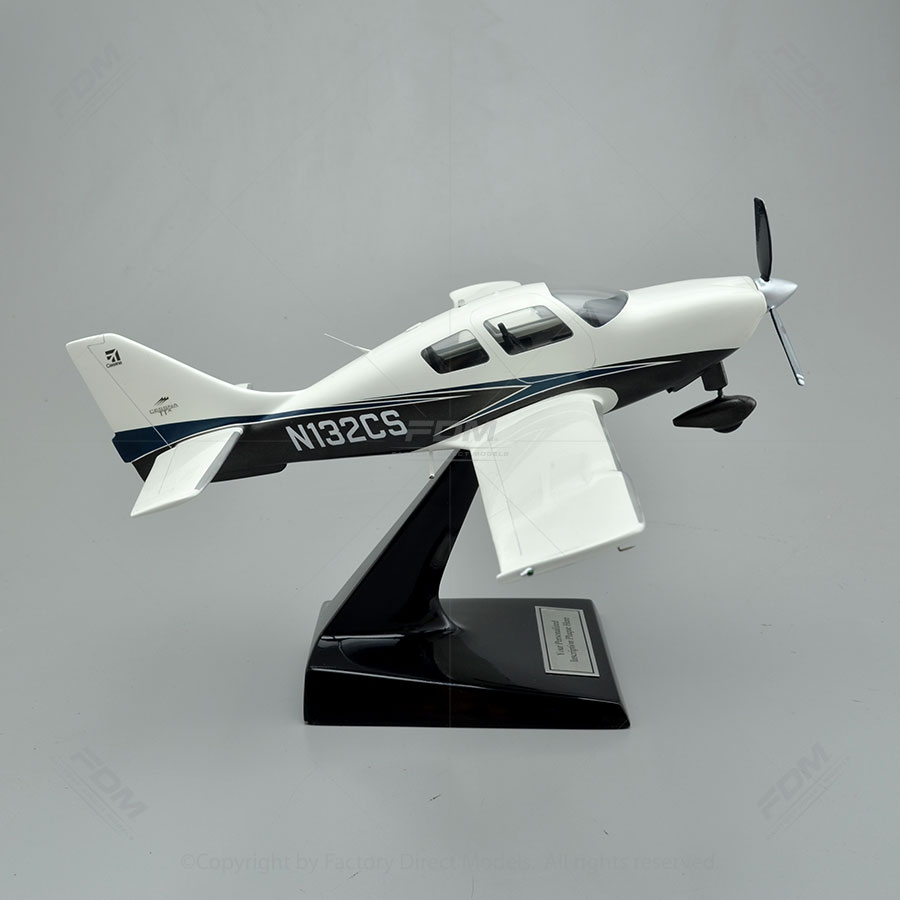 Custom Cessna 400 Corvalis Ttx Wooden Model Factory