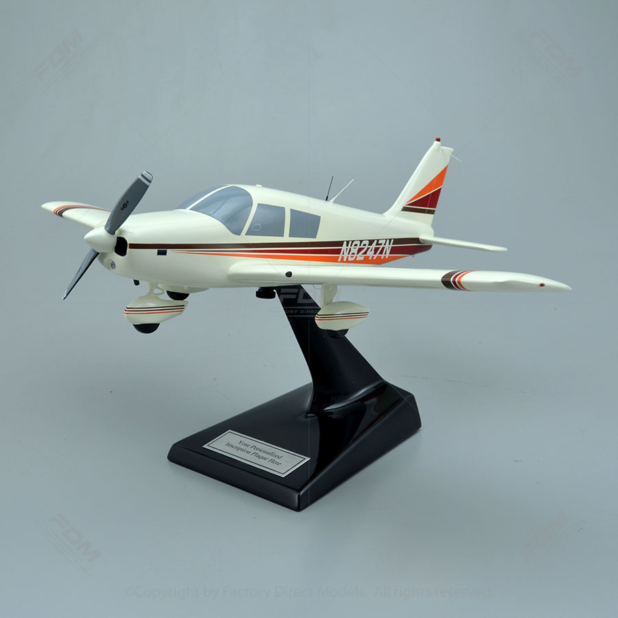Piper PA-28-140 Cherokee Model | Factory Direct Models