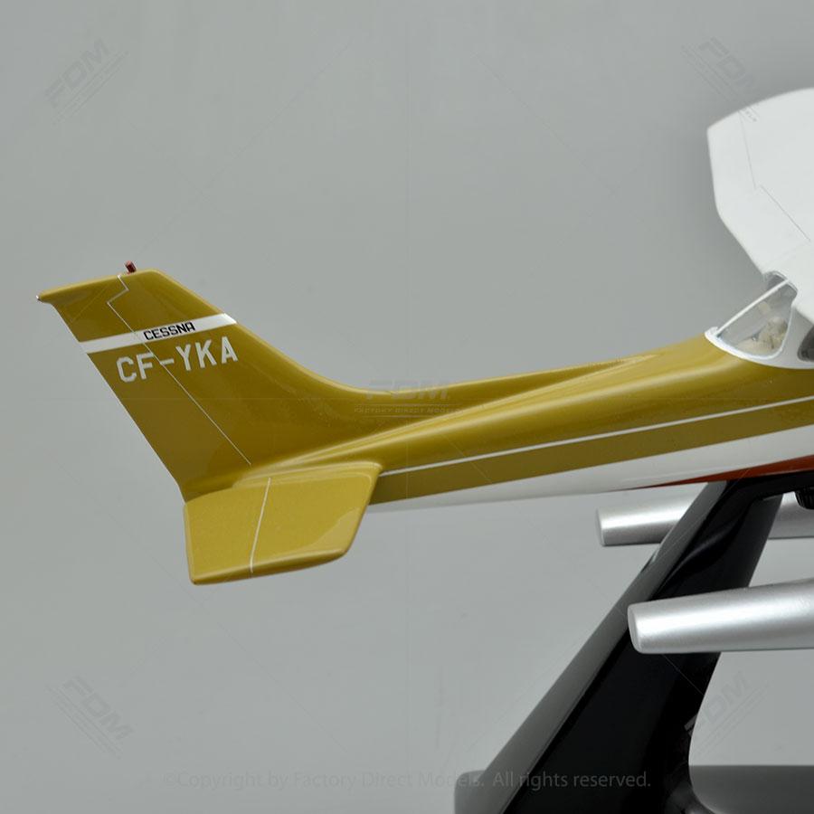 Cessna 172 Skyhawk Custom Model Airplanes | Factory Direct Models