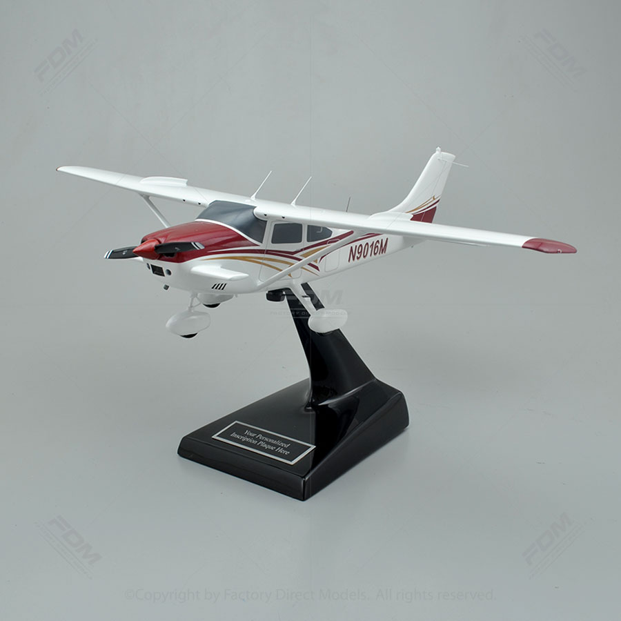 cessna 182p skylane model airplane