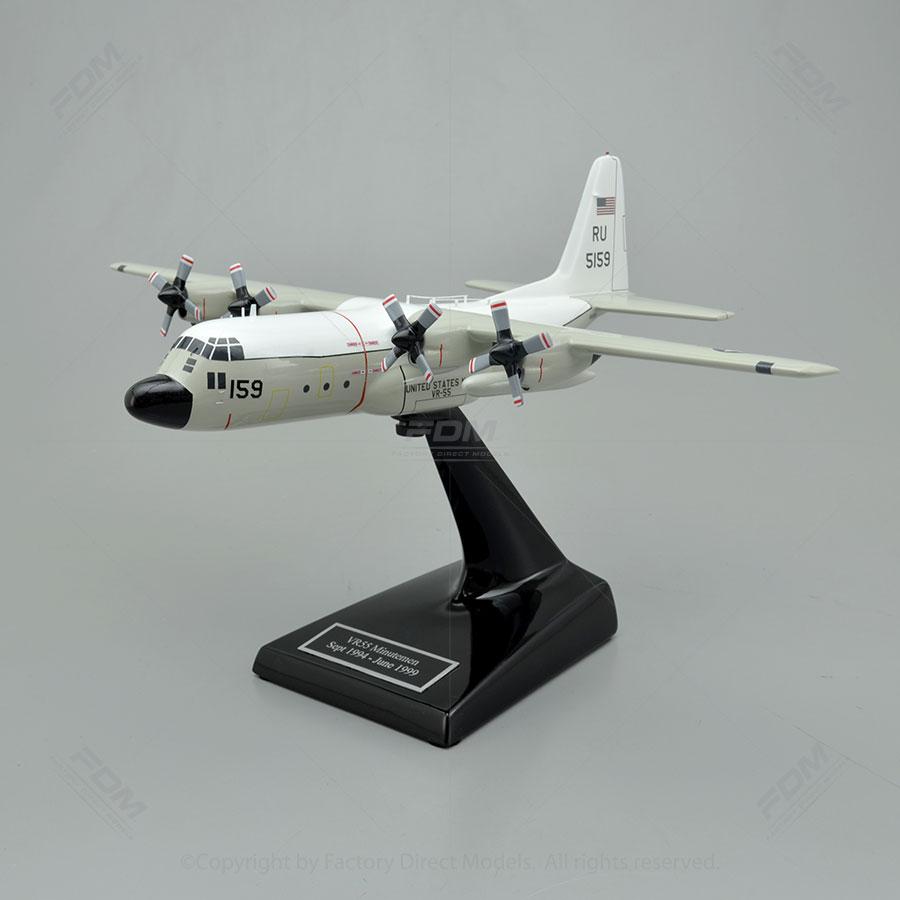 Lockheed C 130 Hercules Navy Model Airplane Factory