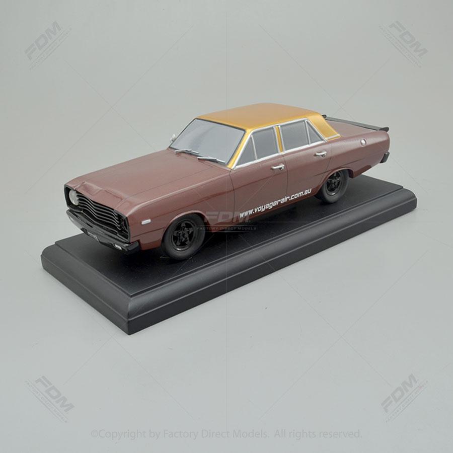Car Factory Direct >> 1968 Chrysler Valiant Ve Model Car Factory Direct Models