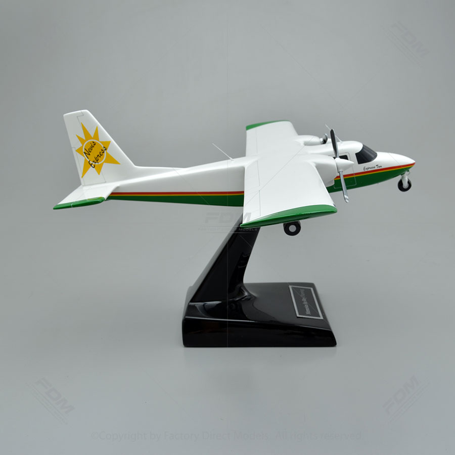 Britten-Norman BN-2 Islander Airplane Model | Factory Direct