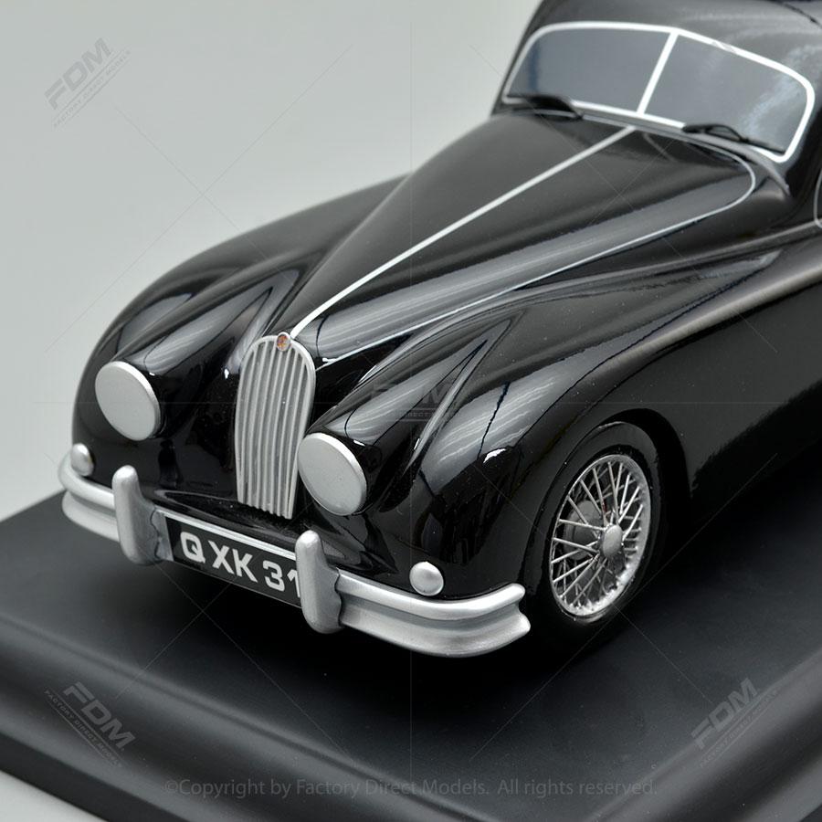 Car Factory Direct >> 1955 Jaguar XK140 Model Car | Factory Direct Models