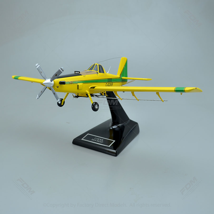 Air Tractor 502XP Model Airplane