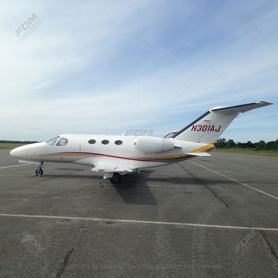 Cessna 510 Citation Mustang Airplane