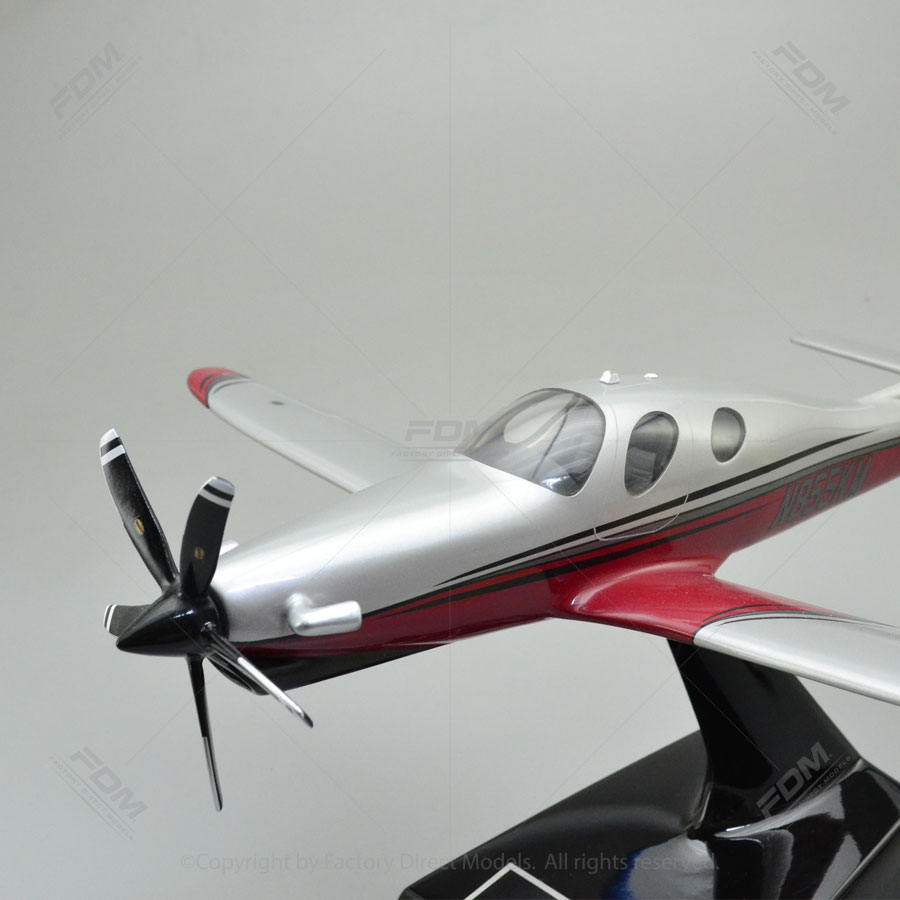 Lancair Evolution Model Airplane