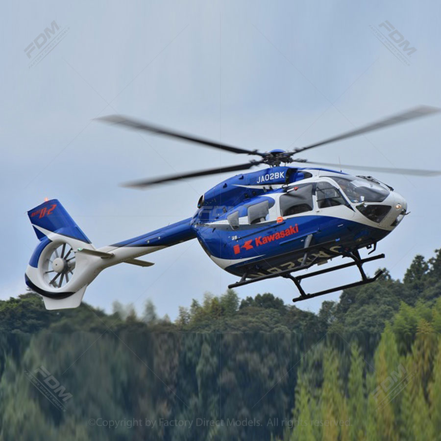 Airbus Helicopters H145 Kawasaki Helicopter