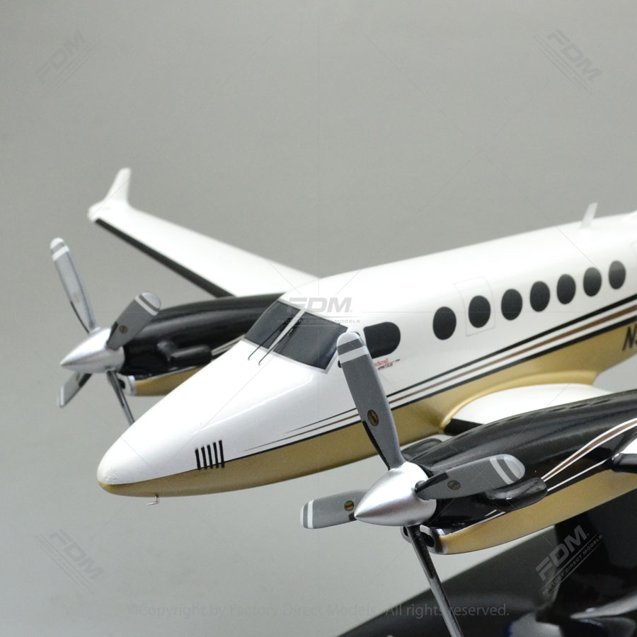 Beechcraft King Air 350 Model