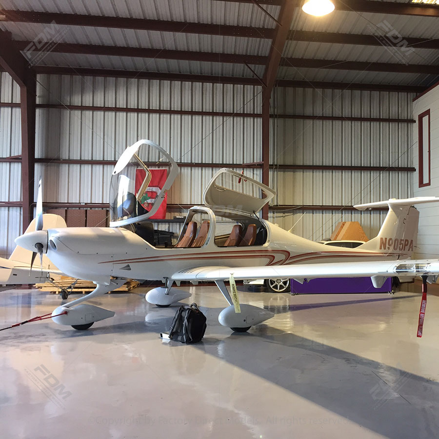 Diamond DA40 Star Model N905PA